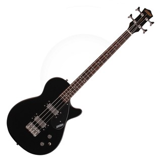 Gretsch G2220 Junior Jet Bass II Bass Guitar, Black
