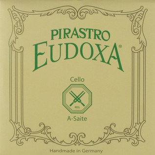 Pirastro Eudoxa Cello A String, Aluminium Wound