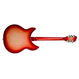 Rickenbacker 1993Plus 12 String Electric Guitar, Fireglo