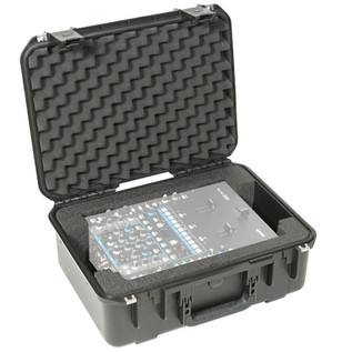 SKB Injection Molded Watertight Case for Rane Mixer - Angled