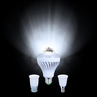 KAM Moonbulb Duo Rotating FX Lightbulb