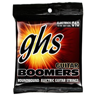 GHS Boomers Guitar Strings Light 10-46