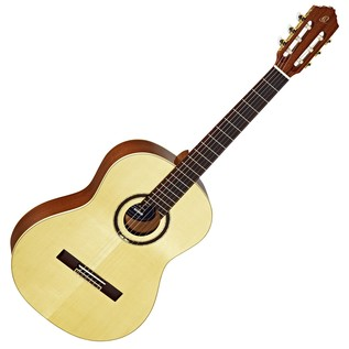 Ortega R138SN Classical Guitar, Slim Neck