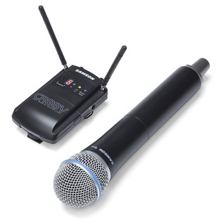 Samson Concert 88V Camera System Handheld, CH38