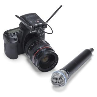 Samson Concert 88V Camera System Handheld, CH38 (Camera Not Included)