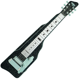 Gretsch G5700 Electromatic Lap Steel, Black Sparkle