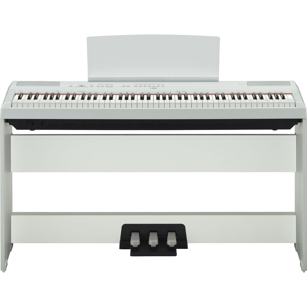 yamaha p 115 digital piano white nearly new at. Black Bedroom Furniture Sets. Home Design Ideas