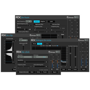 iZotope RX Plug-in Pack