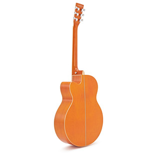 Tanglewood Evolution Viscount TSJ V3 Electro Acoustic Guitar, Orange