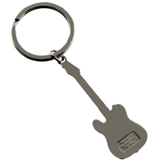 Fender Telecaster Key Chain, White