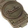 Fender Old West Bottle Opener Magnet, rame antico