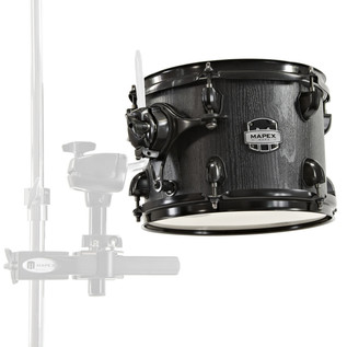 Mapex Mars 8'' x 7'' Tom with Clamp, Nightwood