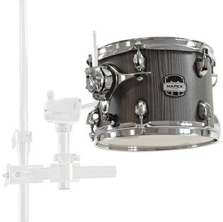 Mapex Mars 8'' x 7'' Tom Pack with Clamp and Tom Arm, Smokewood