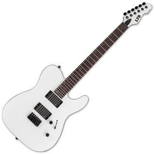 ESP LTD TE-401 SWS Electric Guitar, Snow White Satin
