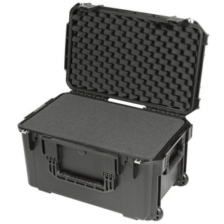 SKB iSeries 2213-12 Waterproof Utility Case With Cubed Foam - Angled (Right)