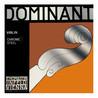 Thomastik dominerende 133S 4/4 fiolin G streng, sølv Wound