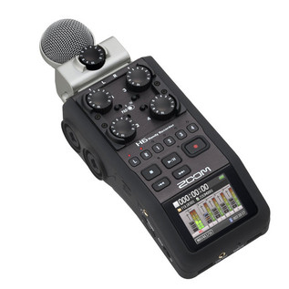 Zoom H6 Handheld Recorder