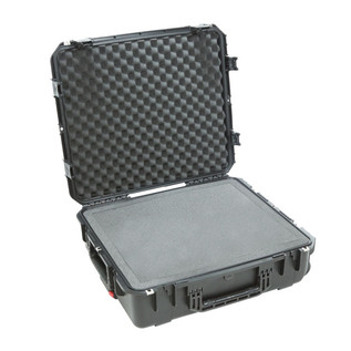 SKB iSeries 2421-7 Waterproof Utility Case w/ Cubed Foam - Angled (Right)