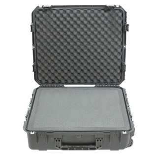 SKB iSeries 2421-7 Waterproof Utility Case w/ Cubed Foam - Front