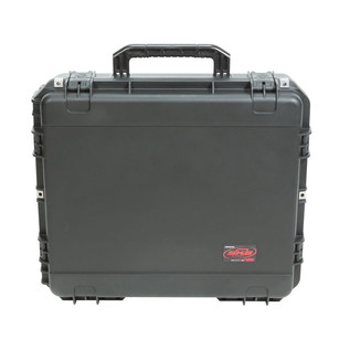 SKB iSeries 2421-7 Waterproof Utility Case w/ Cubed Foam - Front Closed