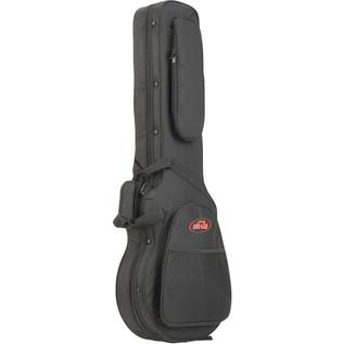 SKB SC56 Electric Guitar Soft Case, EPS Foam - Case Angled
