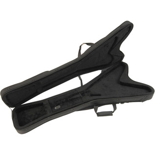 SKB SC58 Electric Guitar Soft Case - Open