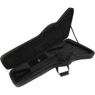 SKB 1SKB-SC63 Electric Guitar Soft Case - Open