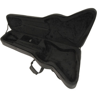SKB 1SKB-SC63 Electric Guitar Soft Case - Open 2