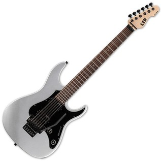 ESP LTD SN-200FRR Electric Guitar, Metallic Silver