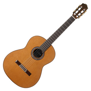 Cordoba C10 Luthier Series Classical Guitar, Natural Cedar