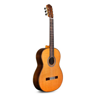 Cordoba C10 Luthier Series Classical Guitar, Natural Cedar