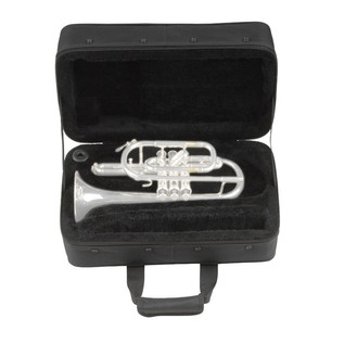 SKB Cornet Soft Case - Open (Instrument Not Included)