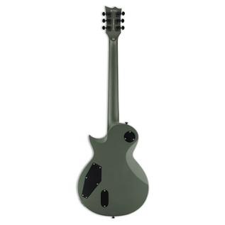 ESP LTD EC-401 MGS Electric Guitar, Military Green Satin