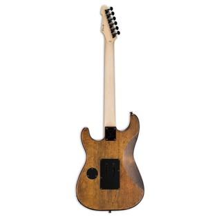 ESP LTD George Lynch Electric Guitar, Burnt Tiger