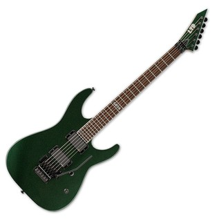 ESP LTD M-400R Electric Guitar, Dark Green Metallic