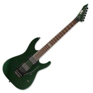 ESP LTD M-400R Electric Guitar, Dark Green Metallic