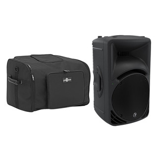Mackie SRM450 V3 Active PA Speaker with Free Bag