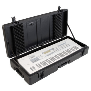 SKB Roto Moulded 61 Note Keyboard Case - Case