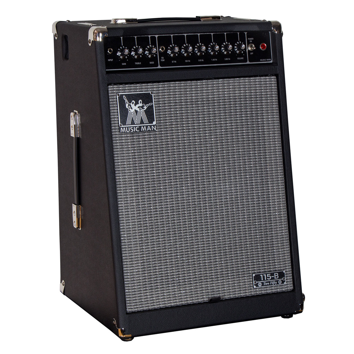 Music Man 115 B250 Bass Amp - Nearly New ...