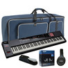 Roland FA-08 Music Workstation With Headphones, Pedal and Bag
