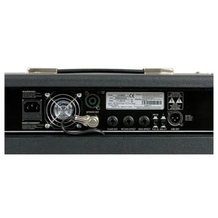 Music Man 115 B250 Bass Amp, Rear Panel