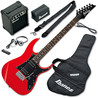 Ibanez IJRG200 Jump Start Electric Gitarre Pack, rot - Ex Demo