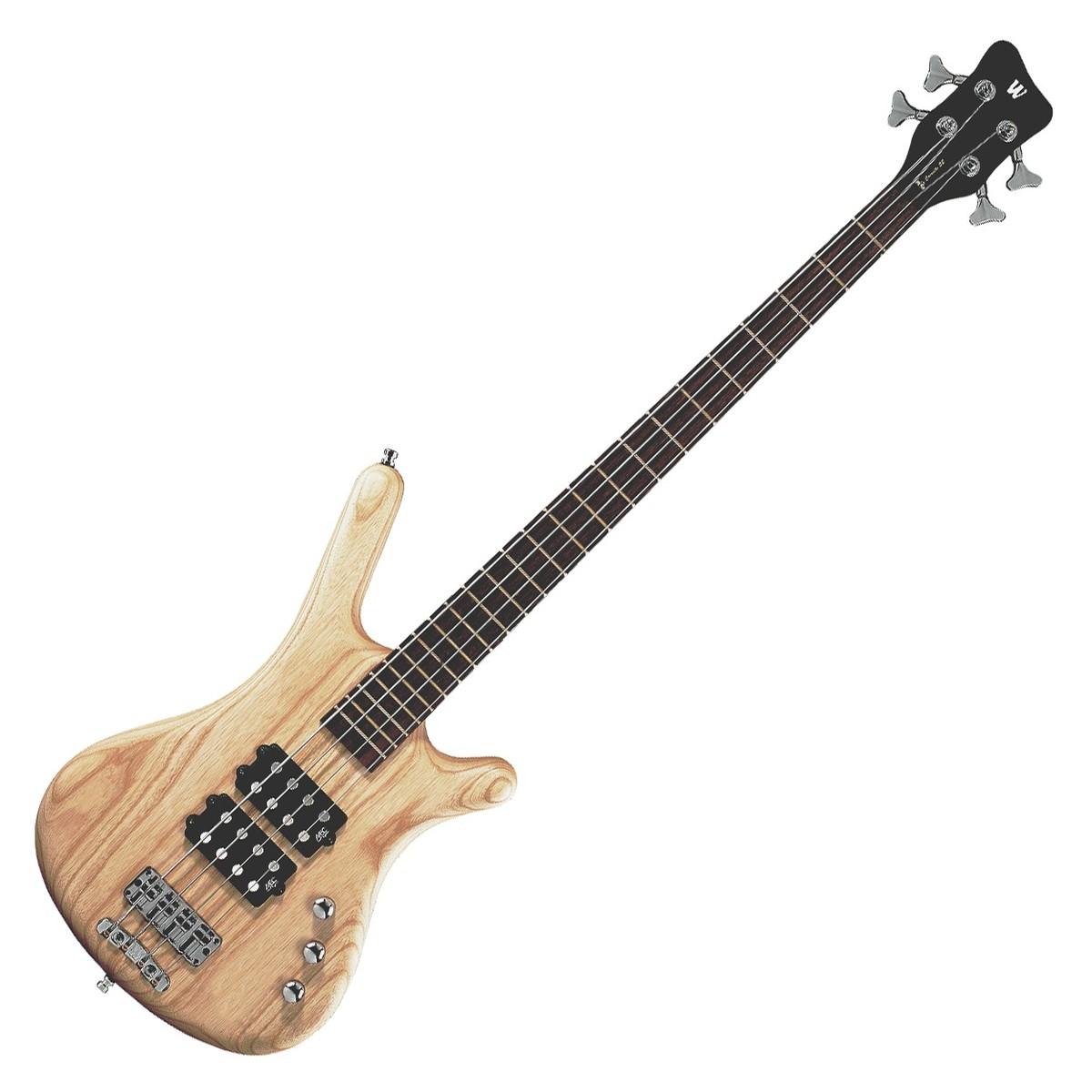 Warwick Rockbass Corvette 4 String Bass Guitar Natural
