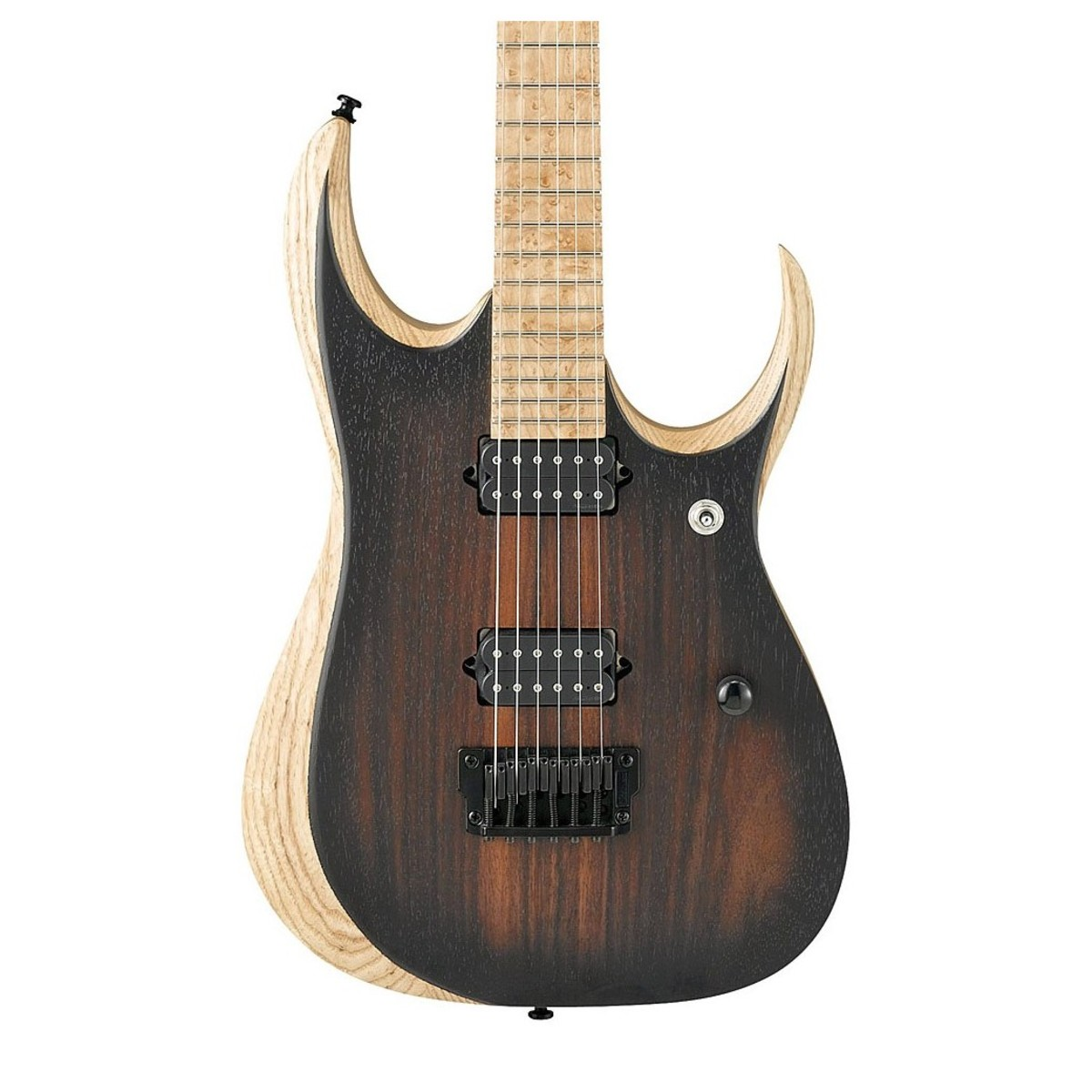 Ibanez Iron Label : ibanez iron label rgdix6mrw electric guitar charcoal brown at ~ Vivirlamusica.com Haus und Dekorationen