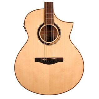 Ibanez AEW51 Electro Acoustic Guitar, Natural High Gloss