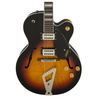 Gretsch G2420 Streamliner Hollow Body Guitar, Aged Brooklyn Burst