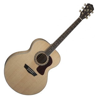 Washburn HJ40S Jumbo Acoustic Guitar