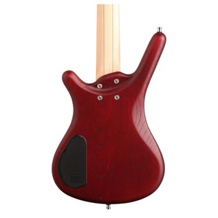 Warwick Rockbass Corvette $$ 5-String Bass Guitar, Burgundy Red