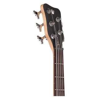 Warwick Rockbass Corvette $$ 5-String Bass Guitar, Burgundy Red