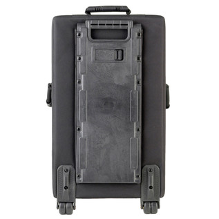 SKB Large Rolling Powered Speaker/Mixer Soft Case - Rear